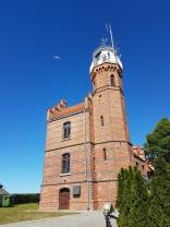 Leuchtturm in Ustka