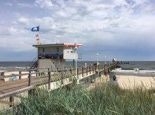 Der erste Blick auf die Ostsee!