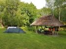 Camping in Litauen.