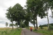 Unterwegs im nördlichen Polen.