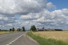 Landschaft in Südlitauen.
