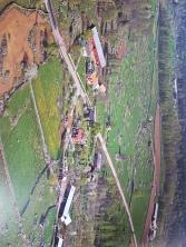 Bild aus einem Fotoband über Krokshult.