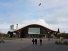 Metz: Centre Pompidou.