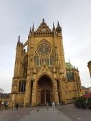 Metz: Kathedrale.