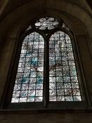 Glasfenster von Brigitte Simon, Kath. Reims