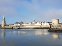 Hafen in La Rochelle