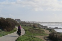 Vendée à vélo: dem Atlantik entlang