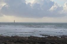 Leuchtturm bei Les Sables d'Olonne