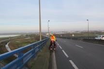 Auf dem Viaduct bei Rochefort