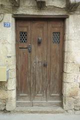 Tür mit Klopfer, Montricoux