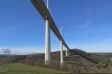 Der Viadukt von Millau.