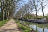 Hausboote, Canal du Midi