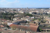 Carcassonne, cité basse