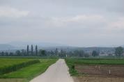 Auf dem Aare-Radweg
